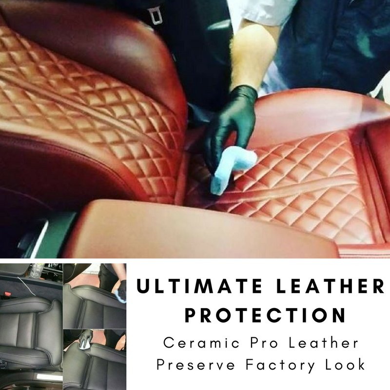 Ceramic Leather Protection