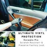 Ceramic Pro Vinyl Protection