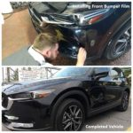 Comprehensive paint protection film CX-5